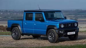 Suzuki Jimny Pickup Would Be An Awesome Little Truck