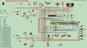 suzuki samurai headlight wiring diagram suzuki suzuki samurai hitachi carburetor wiring diagram suzuki auto on suzuki samurai headlight wiring diagram