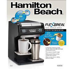 Coffee Maker Carafe And Single Cup Dual Coffee Maker K Cup Bv1900ts Carafe Krups Single Cup Coffee