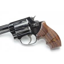 s w j round frame secret service rosewood grips checd