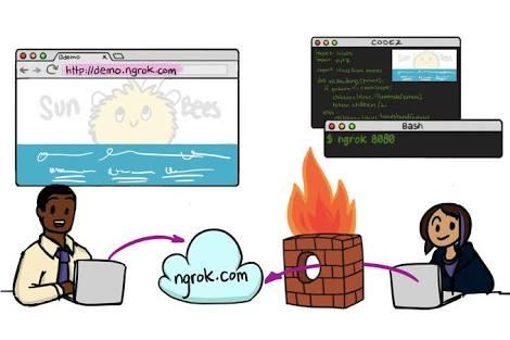 Image - Install dan Cara Menggunakan Ngrok Untuk Android dan PC
