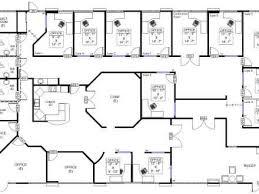 8 Single Office Floor Plan Chiropractic Office Floor Plan Multi Doctor Office Floor Plan