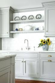 shelf over kitchen sink under glass shelves above liner