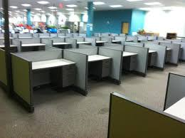 Impressive Cubicle fice Furniture Magnificent Ideas Used fice