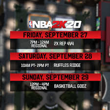 NBA 2K - More 🔥 events taking place in ...