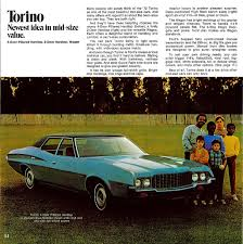 ford torino page  well i guess we have to give ford some credit for using african american models in their 1971 print advertising but this image bugs me