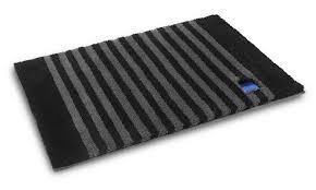 Badteppich Joop Classic Stripes Schwarz 90 X 60 Cm Teppiche