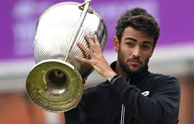 Matteo Berrettini interview: 'Boris Becker told me the key to winning  Wimbledon is learning to relax'