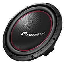 pioneer speakers subwoofer. pioneer ts-w304r 12-inch component subwoofer with 1300 watts max power speakers h