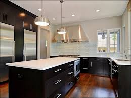 ... Large Size Of Kitchen:painted Kitchen Cabinets Color Ideas White Kitchen  Dark Floors Popular Kitchen ...