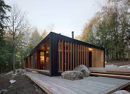 Small Picture Modern Cabin Design Home Design Ideas