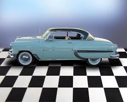 1953 CHEVROLET BEL AIR 2 DOOR HARDTOP - 71694