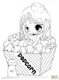 Awesome Cute Anime Cat Coloring Pages Doiteasyme