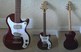 guitar blog this 1970s era jhs branded guitar is another copy of one of the lesser known and certainly more unpopular gibson solidbodies