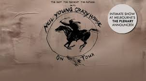 <b>Neil Young</b> and <b>Crazy</b> Horse tickets