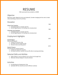 Resume Template After First Job Resume Ixiplay Free Resume Samples