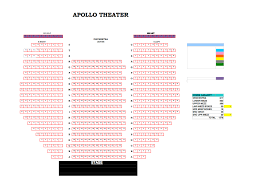 Apollo Theater Seating Chart Melissa Etheridge Official Site