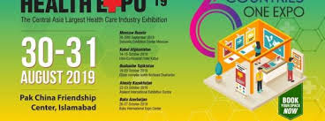 Health Expo Pak Central Asia Health Expo 2019 Chal Chalen