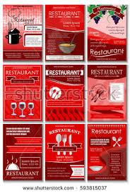 Restarunt Brochure. Trifold Restaurant Brochure Inspired Restaurant ...