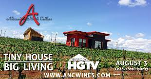 Small Picture Tiny House Big Wine Alexandria Nicole Cellars