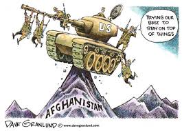 Image result for US MILITARY IN Afghanistan CARTOON