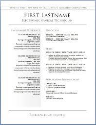 Resume Resume Builder Template Free Download Best Inspiration For