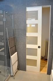 bathroom pocket doors. Great Modern Pocket Door Hardware With Simple Oblong Flush Pull 42332 Inch Bathroom Doors