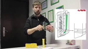 Установка для подачи СО2 Sera <b>CO2</b>-Start - распаковка, обзор ...
