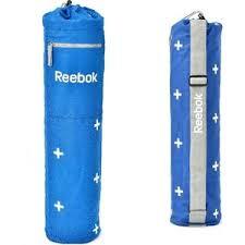 Купить <b>Сумка для йоги Reebok</b> RAYG-10051BL Yoga Tube Bag ...