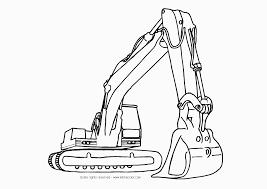 Bulldozer Pelle M Canique 48 Transport Coloriages Imprimer Dessin Dessin De Pelle Mecanique Pour Imprimer Et Colorier L