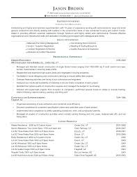 Example Of Construction Resume Gorgeous Plumbing Resume Writing Examples Apprentice Plumber Free To Try