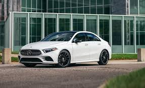 Mercedes benz of bellevue is honored to present a wonderful example of pure vehicle design. 2019 Mercedes Benz A Class Review Pricing And Specs