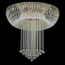 outdoor amazing crystal chandelier lighting 1 0001089 32 caux modern foyer mirror stainless steel base 13
