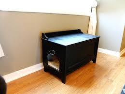 corner cat litter box furniture. Cat Litter Box Furniture Handmade Wooden Bench Diy . Corner L