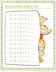 155 best Printable Math Sheets images on Pinterest | Addition and ...