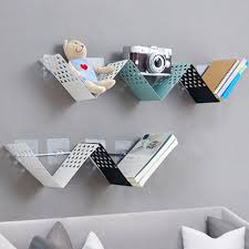 wall mounted office storage. HOT Self Adhesive Bathroom Shelves For Kitchen Organizer Home Office Storage Wall Hanging Shelf Iron Basket Mounted A