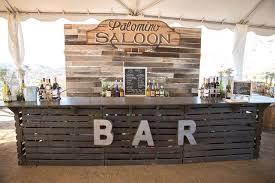Diy rustic bar Outdoor Diy Rustic Bar With Backdrop Pinterest Diy Rustic Bar With Backdrop Cabin Diy Decor Ideas In 2019