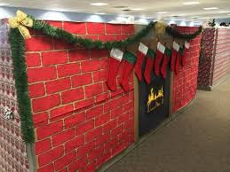 office decorations for christmas. christmas cubicle decorating decorations 3 office for t