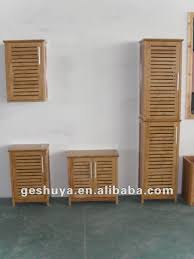 bamboo bath furniture. new style bamboo bathroom cabinet see larger image bath furniture t