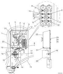 9822596 new holland support 9822596 parts scheme support
