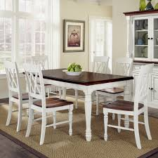 white rustic dining table. White Dining Table Set. Attractive Kitchen Regarding Whitelanedecor Room Liming Wax | Rustic