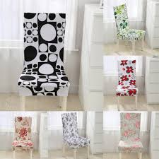 garden polyester stretch spandex banquet elastic chair seat cover party dining room wedding decor