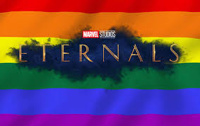 Eternals, the next big mcu movie, is set for november 2021. Disney Marvel Enthullt Schwuler Superheld Bei Den Eternals