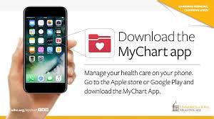 Uihc Mychart App Signage
