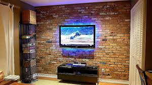 Image Exposed Brick How To Build An Exposed Brick Veneer On An Interior Wall Youtube How To Build An Exposed Brick Veneer On An Interior Wall Youtube