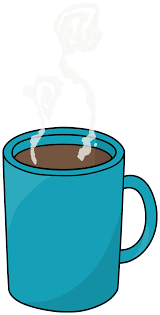coffee clip art. Interesting Clip Hot Coffee Intended Clip Art P