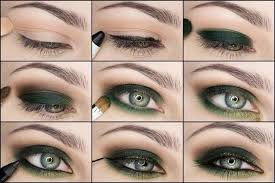 makeup ideas for prom green smoky eye makeup for green eyes these are the