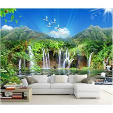 Wallpaper custom 3d murah tema ...