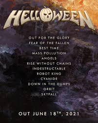 Helloween To Release New Album In June - Blabbermouth.net