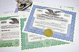 Stock Certificats What Is The Difference Between Stock Certificates And Ownership